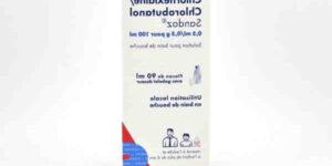 Chlorhexidine bain de bouche