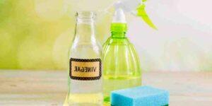 Comment faire un nettoyant désinfectant naturel ?