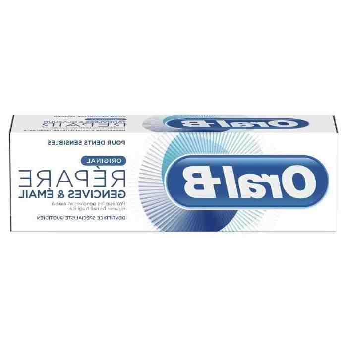 Quelle est la particularité du dentifrice Oral-b Pure Active Essential Care ?