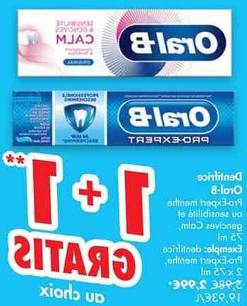 Quels sont les dentifrices à eviter ?