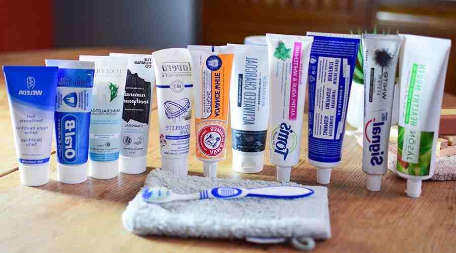 Comment reconnaître les bons dentifrices ?