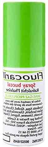 Comment utiliser Fluocaril spray buccal ?