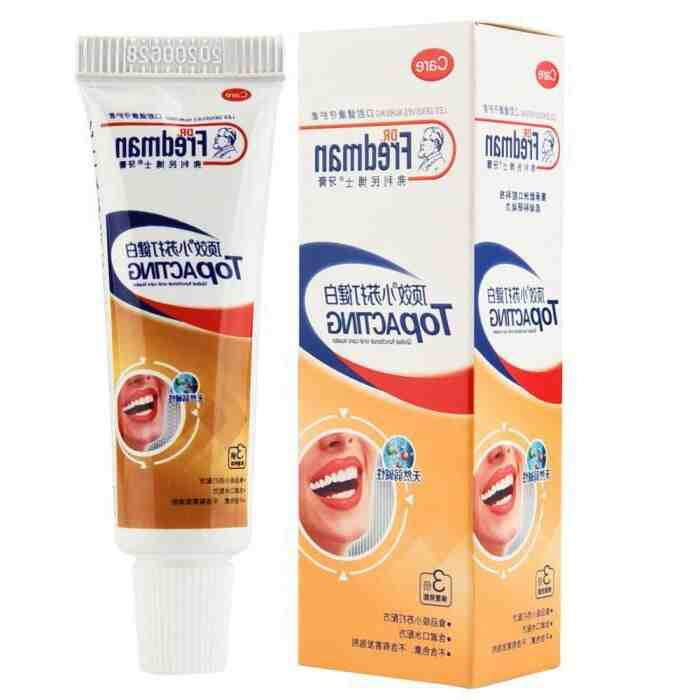 Quel type de bicarbonate pour blanchir les dents ?